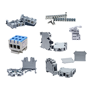 TERMINAL BLOCK AND ACCESSORIES