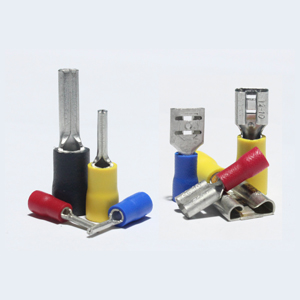 INSULATED LUGS & CONNECTORS